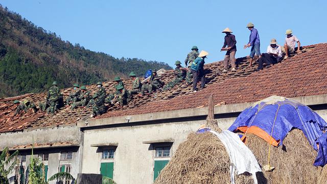 Hà Tĩnh thiệt hại hơn 6.000 tỉ đồng do bão số 10 - Ảnh 1.