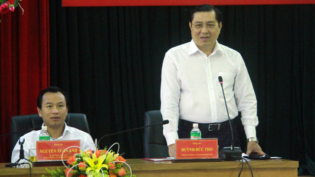 Bắt thêm một nghi phạm đe dọa chủ tịch UBND TP Đà Nẵng - Ảnh 1.