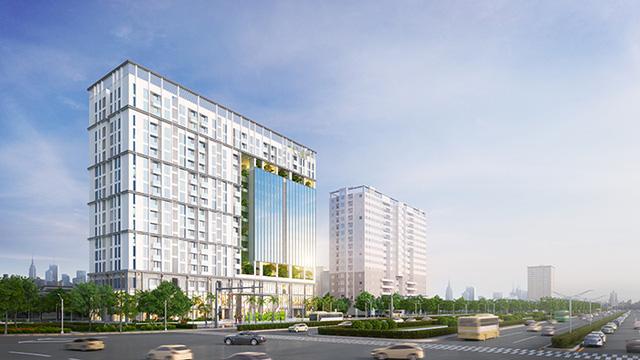 Ra mắt căn hộ Calla Garden tại Nam Sài Gòn - Ảnh 1.
