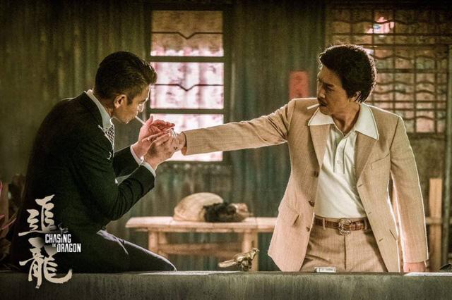 Chân Tử Đan và Lưu Đức Hoa đối đầu trong phim Truy long - Ảnh 5.