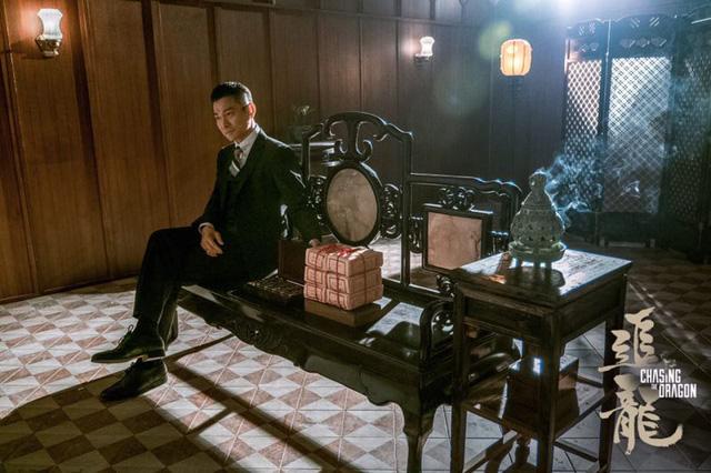 Chân Tử Đan và Lưu Đức Hoa đối đầu trong phim Truy long - Ảnh 6.