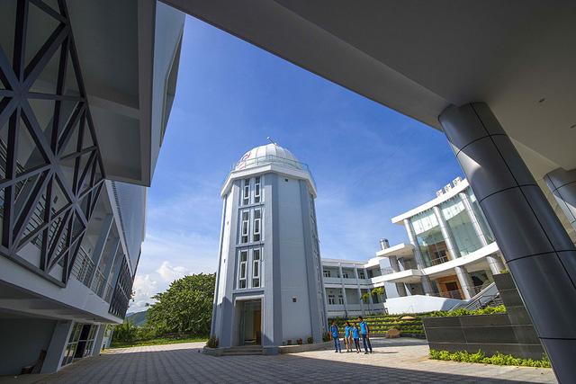 Khám phá vũ trụ ở đài thiên văn đầu tiên của Việt Nam - Ảnh 6.