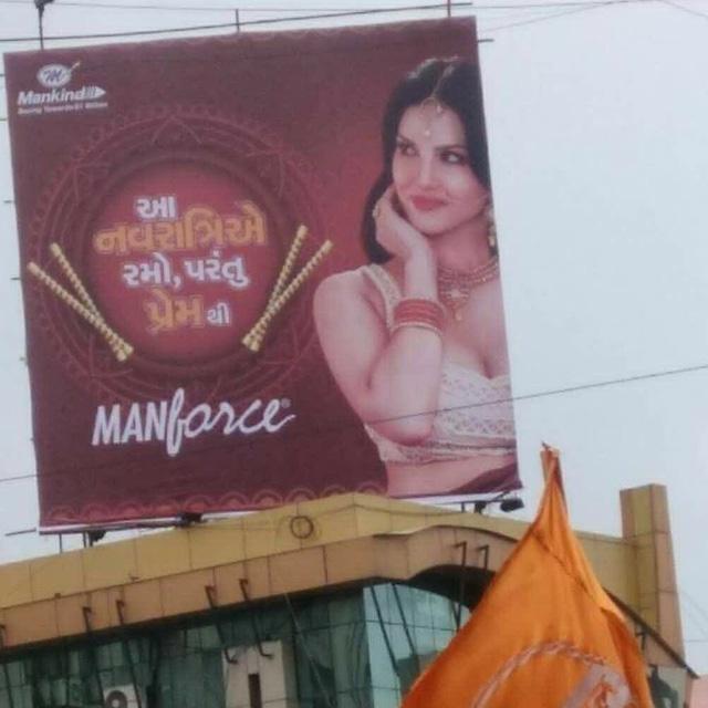 Quảng cáo bao cao su ở Ấn Độ gây phẫn nộ - Ảnh 4.