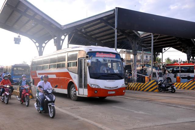 Đề nghị miễn giảm giá vé cho 624 xe qua trạm BOT Biên Hòa - Ảnh 1.