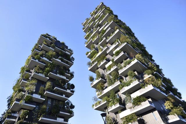 Giờ đây xây thành phố phải thuận theo tự nhiên - Ảnh 3.