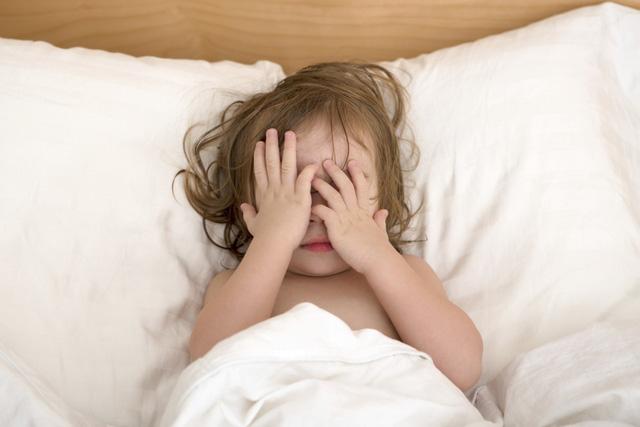 Rối loạn giấc ngủ ở trẻ em - Ảnh 1.