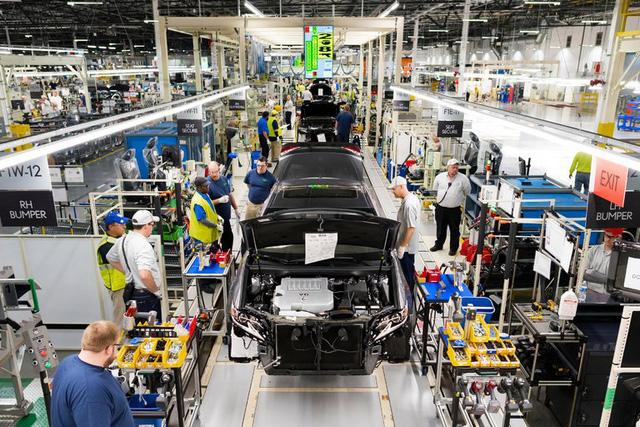 Nhu cầu mua ôtô tại Việt Nam đang bắt kịp các nước ASEAN - Ảnh 1.
