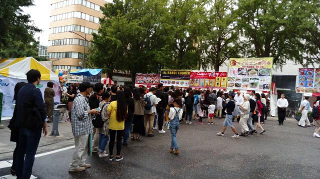 Tưng bừng lễ hội hàng Việt Nam tại Nhật - Ảnh 2.