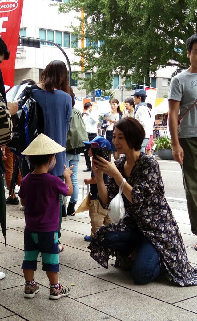 Tưng bừng lễ hội hàng Việt Nam tại Nhật - Ảnh 4.