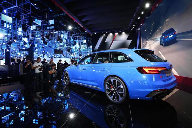 Những chiếc xe hơi hấp dẫn nhất Frankfurt Motor Show (Phần 2) - ảnh 7
