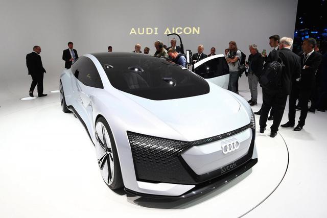 Những chiếc xe hơi hấp dẫn nhất Frankfurt Motor Show (Phần 2) - ảnh 8