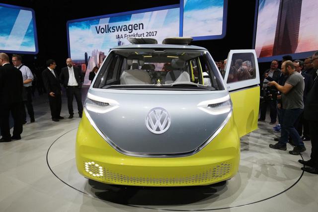 Những chiếc xe hơi hấp dẫn nhất Frankfurt Motor Show (Phần 2) - ảnh 2