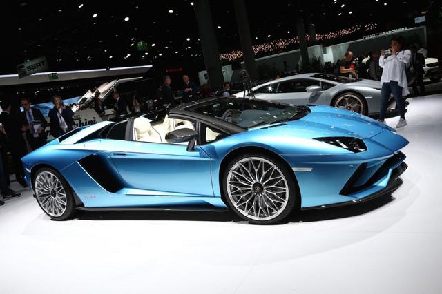 Những chiếc xe hơi hấp dẫn nhất Frankfurt Motor Show (Phần 2) - ảnh 14