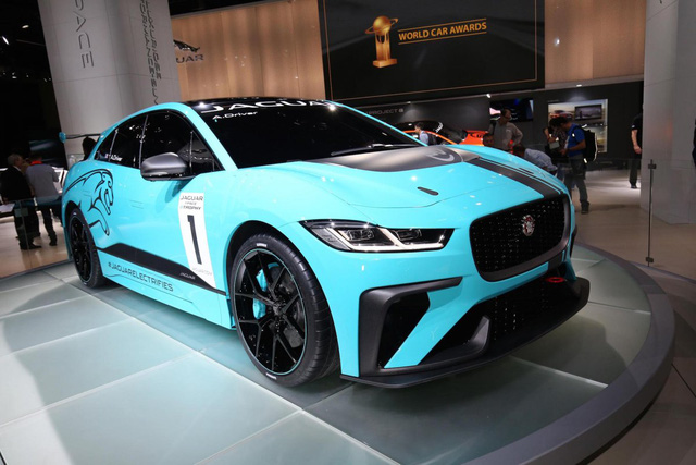 Những chiếc xe hơi hấp dẫn nhất Frankfurt Motor Show (Phần 2) - ảnh 16