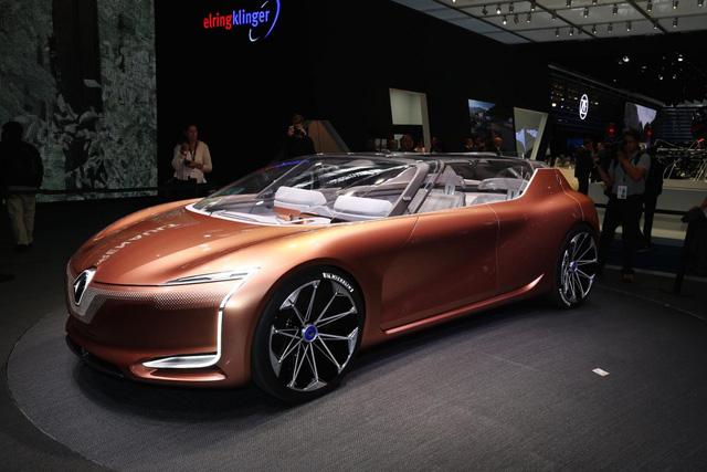 Những chiếc xe hơi hấp dẫn nhất Frankfurt Motor Show (Phần 2) - ảnh 21