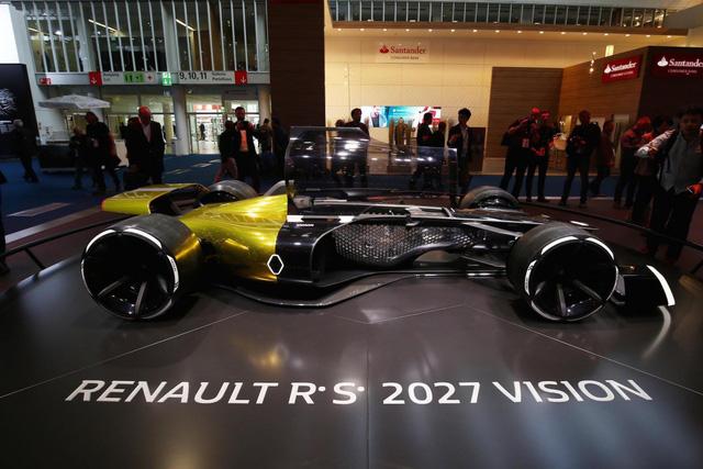 Những chiếc xe hơi hấp dẫn nhất Frankfurt Motor Show (Phần 2) - ảnh 5
