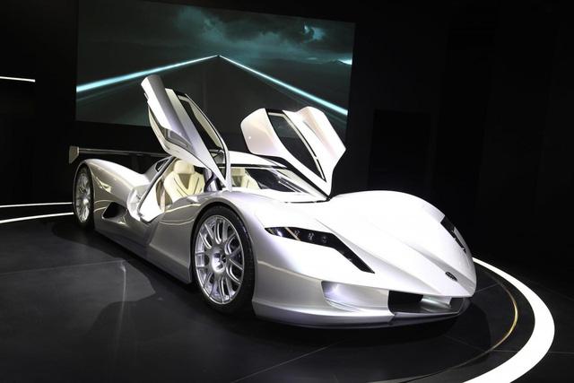 Những chiếc xe hơi hấp dẫn nhất Frankfurt Motor Show (Phần 2) - ảnh 24
