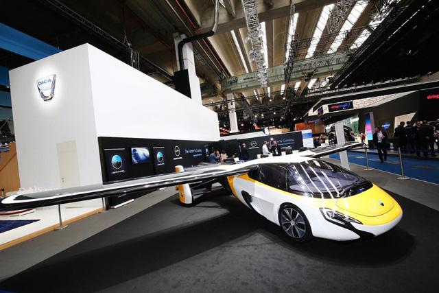 Những chiếc xe hơi hấp dẫn nhất Frankfurt Motor Show (Phần 2) - ảnh 6