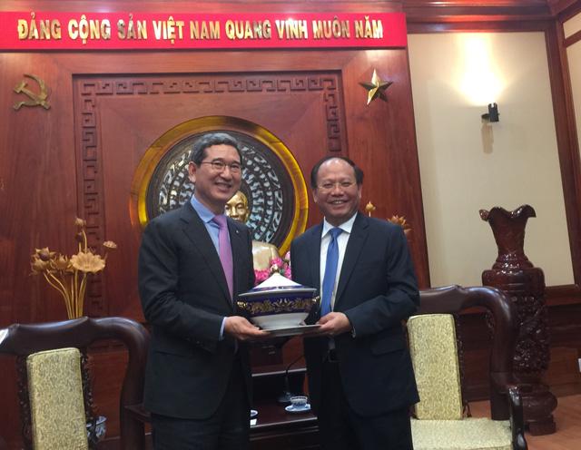 Nhiều cơ hội để TP.HCM hợp tác với Hàn Quốc - Ảnh 1.