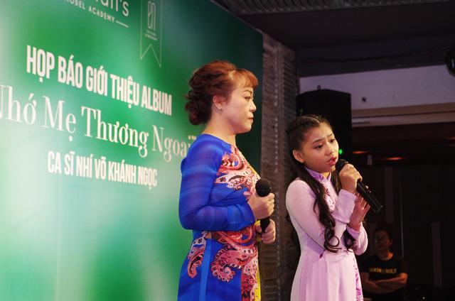 Buồn Phương Mỹ Chi, 'cô Út' hát cùng Võ Khánh Ngọc