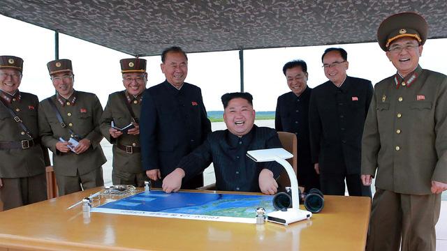 Chân dung ông trùm tên lửa Triều Tiên - Ảnh 1.