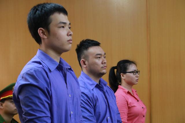 Tăng án 3 bị cáo tạt axit nữ sinh tại Gò Vấp - Ảnh 1.