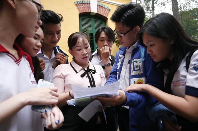2018 thi như cũ, các trường ĐH tuyển sinh ra sao? - Ảnh 1.