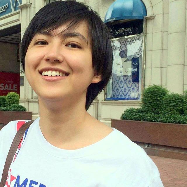 Cô gái Việt vượt vũ môn ở châu Đại Dương - Ảnh 1.