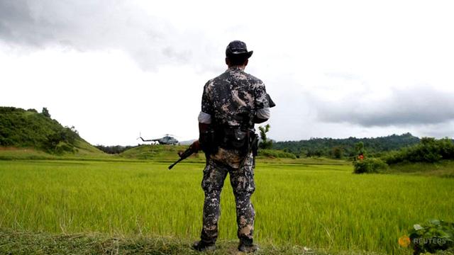 Phiến quân ở Myanmar để ngỏ khả năng đàm phán hòa bình - Ảnh 1.
