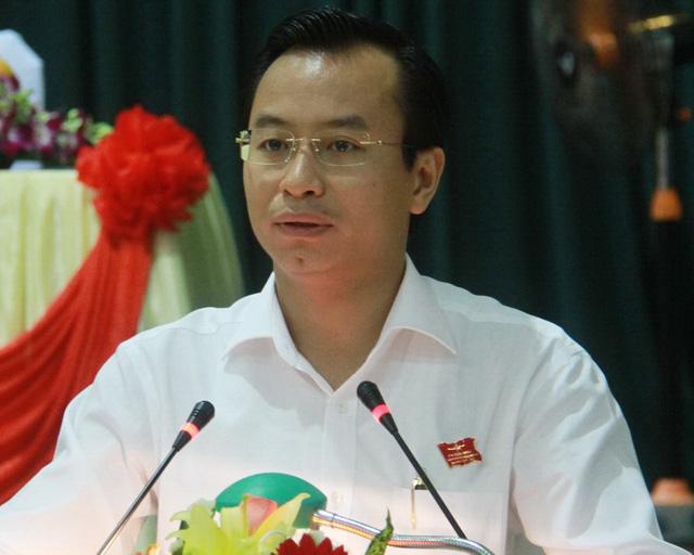 Sự thật bằng tiến sĩ của Bí thư Nguyễn Xuân Anh - Ảnh 1.