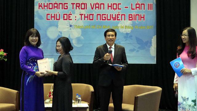 Nguyễn Bính rợp một Khoảng trời văn học - Ảnh 2.