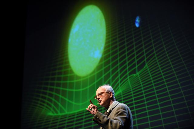 Sóng hấp dẫn thắng giải Nobel Vật lý 2017 - Ảnh 1.
