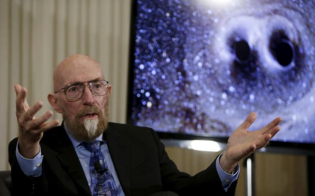 Sóng hấp dẫn thắng giải Nobel Vật lý 2017 - Ảnh 4.