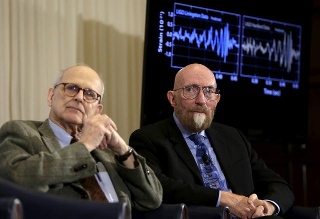 Sóng hấp dẫn thắng giải Nobel Vật lý 2017 - Ảnh 3.