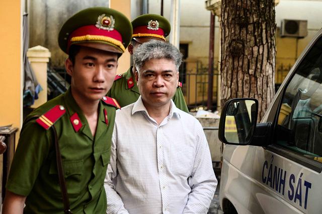 Nguyên chủ tịch OceanBank: Xin không xử án chung thân - Ảnh 3.