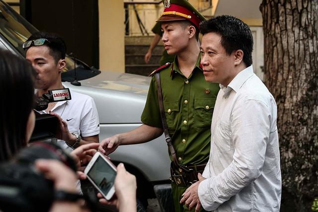 Nguyên chủ tịch OceanBank: Xin không xử án chung thân - Ảnh 1.
