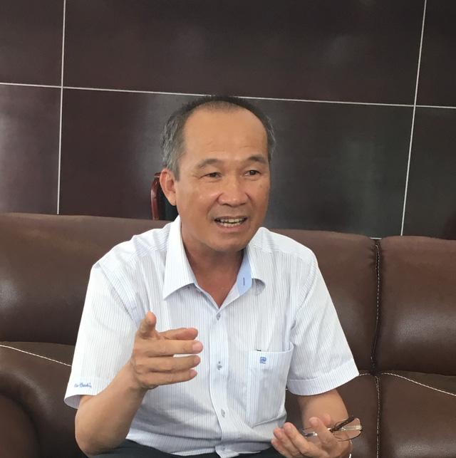 Ông Dương Công Minh nói gì về việc đổi mã chứng khoán Sacombank? - Ảnh 1.