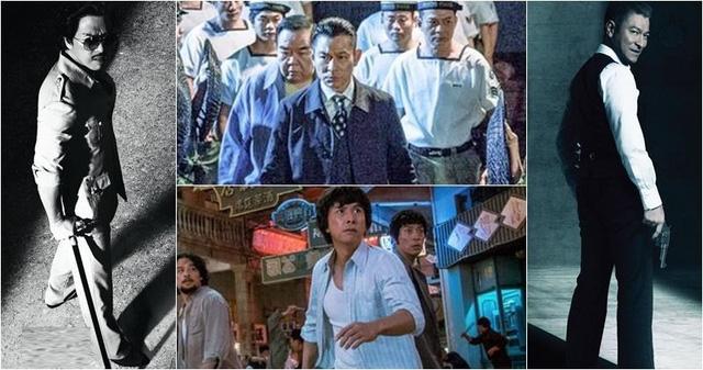 Chân Tử Đan và Lưu Đức Hoa đối đầu trong phim Truy long - Ảnh 8.