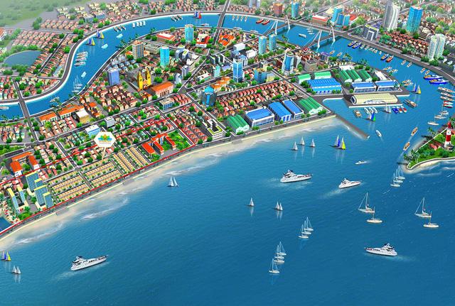 Lộ diện tiềm năng đô thị nghỉ dưỡng Vietpearl City - Ảnh 1.