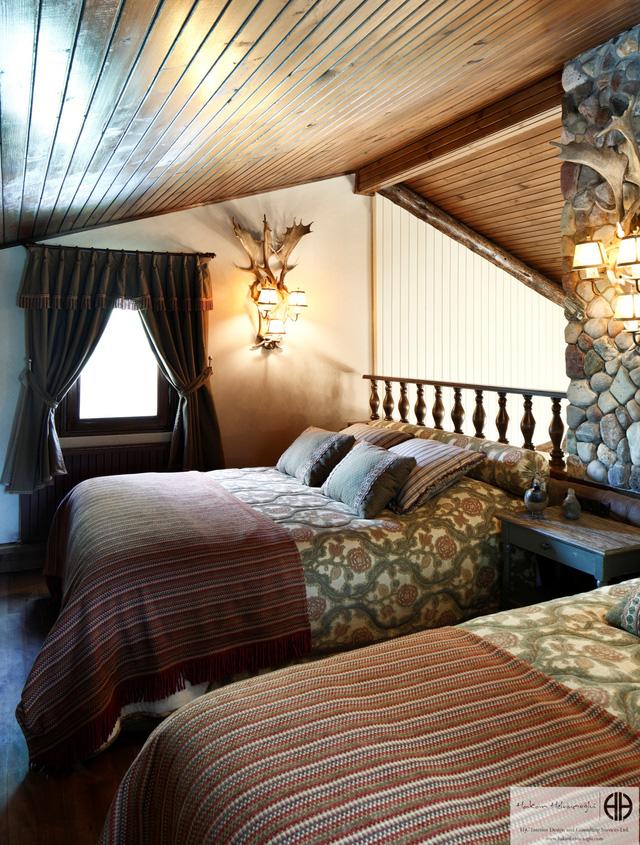 Phòng ngủ nhỏ nhưng vẫn đẹp ngất ngây nhờ khéo bố trí - Ảnh 3.