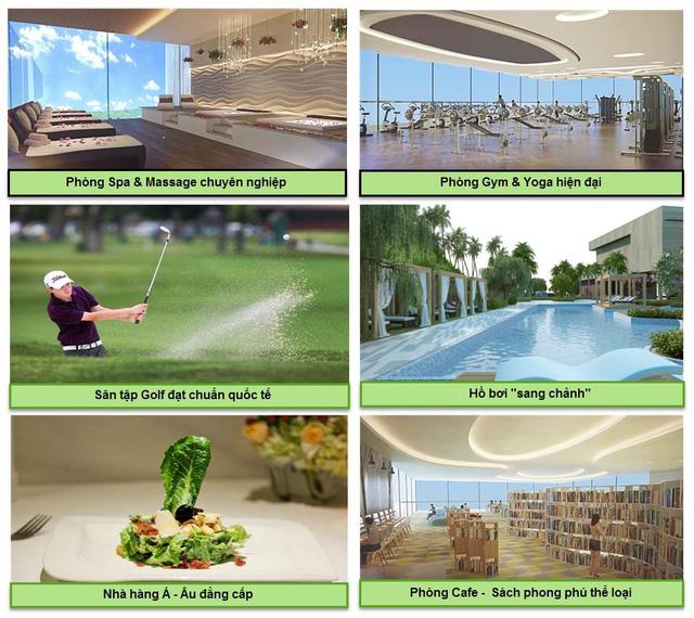 Làng biệt thự sinh thái đồi mô hình Go green và Go organic - Ảnh 3.