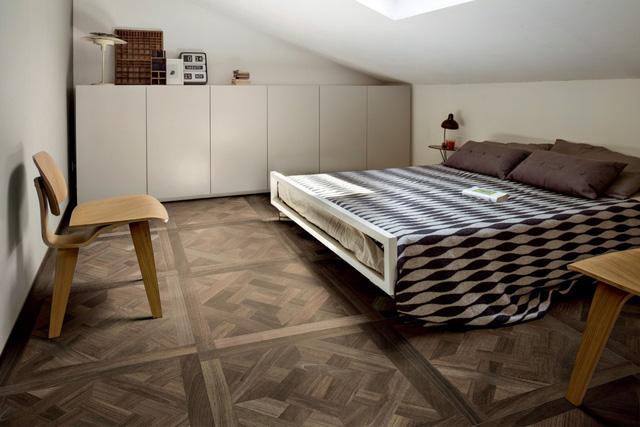 Phòng ngủ nhỏ nhưng vẫn đẹp ngất ngây nhờ khéo bố trí - Ảnh 6.