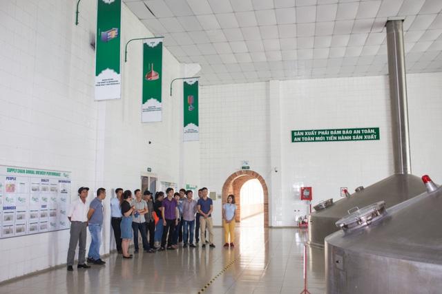 Nhà máy bia Carlsberg Việt Nam - điểm trốn nắng hoàn hảo cho mùa hè xứ Huế - Ảnh 6.