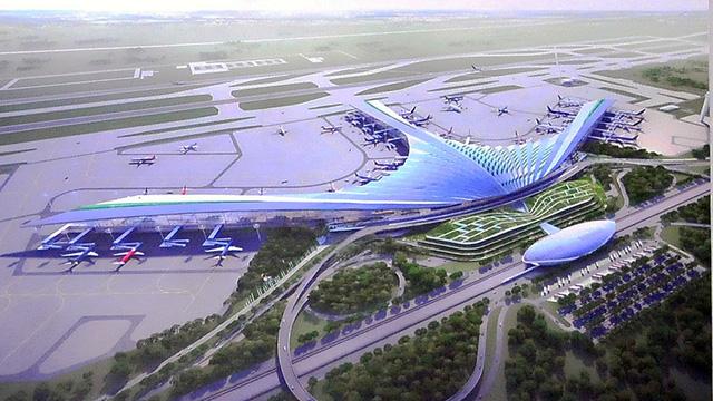 Trao 3 đồng giải nhất thiết kế nhà ga sân bay Long Thành - Ảnh 4.