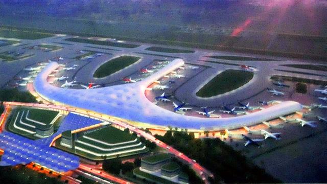 Trao 3 đồng giải nhất thiết kế nhà ga sân bay Long Thành - Ảnh 2.