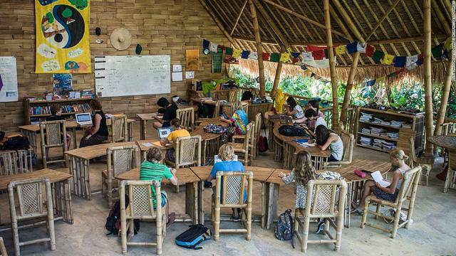 Những mô hình giáo dục sáng tạo trên thế giới - Ảnh 3.