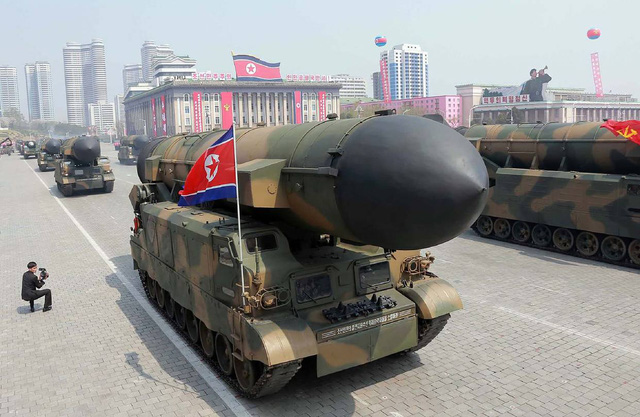 Lo Triều Tiên bán công nghệ hạt nhân cho khủng bố - Ảnh 4.
