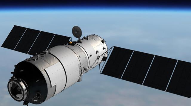 Trạm vũ trụ Trung Quốc đang tăng tốc rơi xuống Trái đất - Ảnh 1.