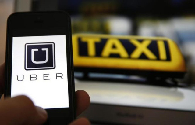 Vì sao Uber chưa nộp 66,68 tỉ đồng truy thu thuế? - Ảnh 1.