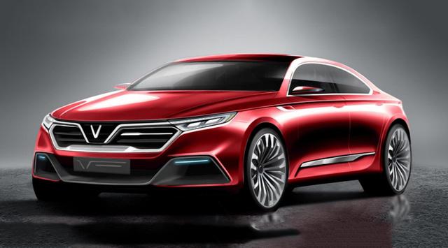 Vinfast công bố 20 mẫu xe hơi trưng cầu ý kiến người Việt - Ảnh 1.